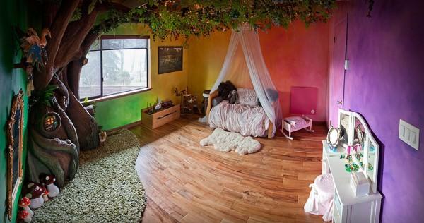 DIY fairytale treehouse 3