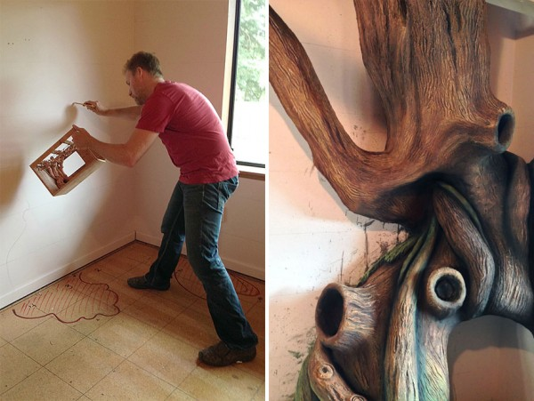DIY fairytale treehouse 4
