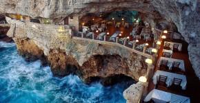 italian cave restaurant 1