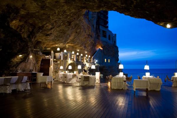 italian cave restaurant 4