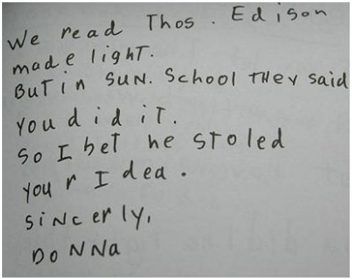 kids letters to god 9