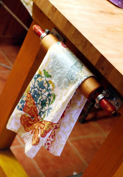 kitchen items repurposed 8