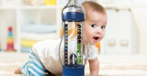 The Tech Version Of Baby Bottles Has Been Unveiled!