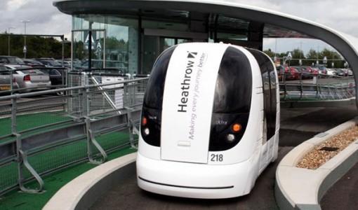 london driverless cars 2