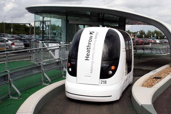 london driverless cars 2