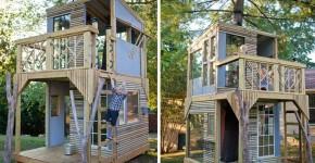 modern treehouse 2