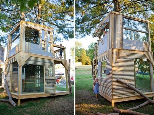 modern treehouse 3