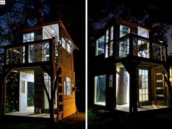 modern treehouse 4