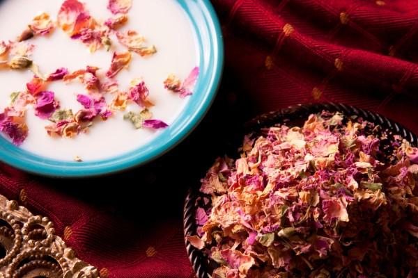 rose petals reused 6