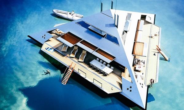 tetrahedron super yacht 1