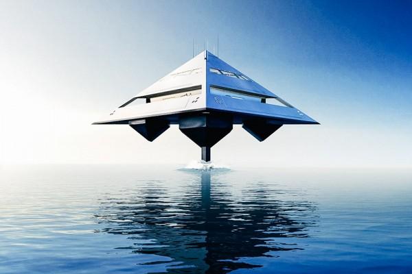 tetrahedron super yacht 3