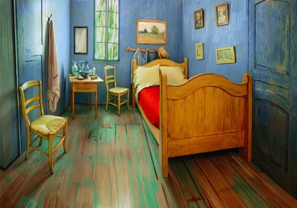 van gogh real life bedroom 1