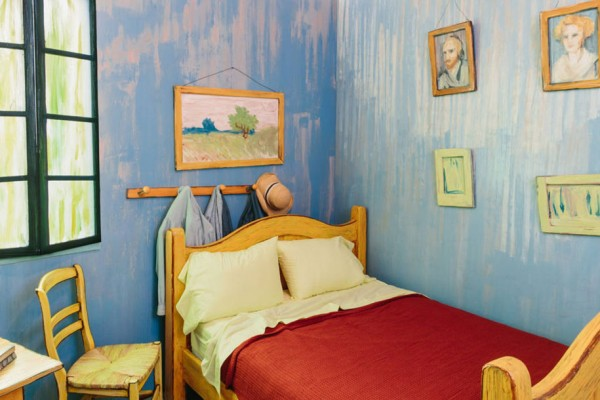 van gogh real life bedroom 5