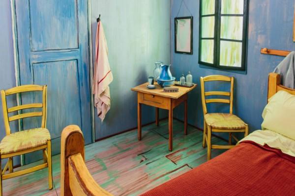 van gogh real life bedroom 7