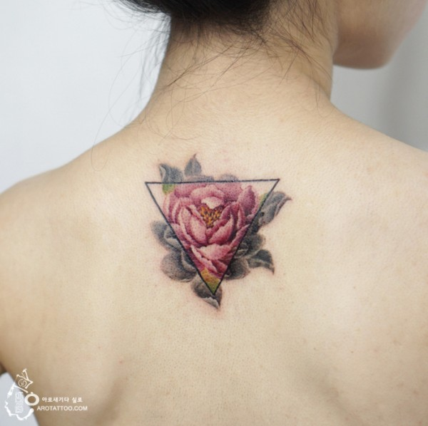 watercolour painting tattoos 3