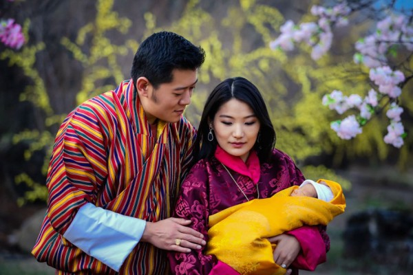 bhutan royal child 1