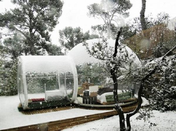 bubble tent 4