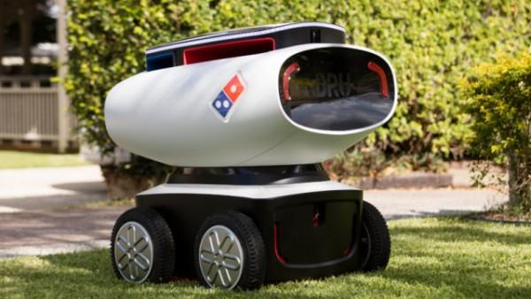 dominos autonomous robot 3