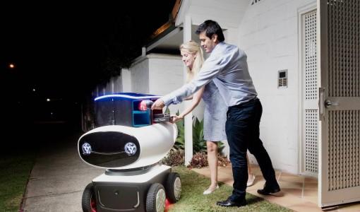 dominos autonomous robot 4