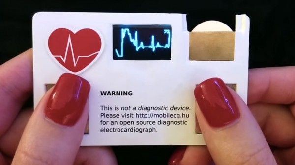 heart rate card