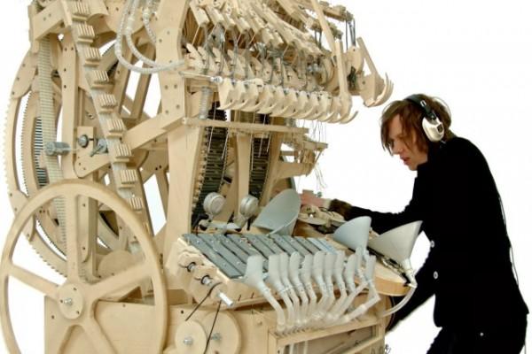 marble machine 1