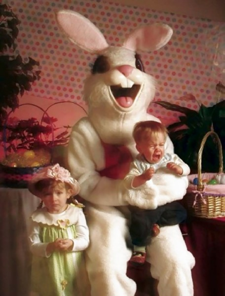 scary easter bunnies 1
