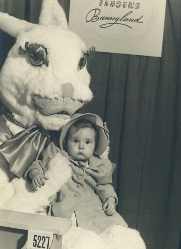 Scary Easter Bunnies 2
