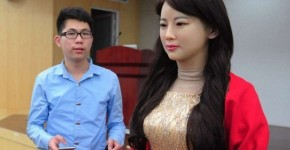 I Have Trouble Believing That This Chinese Robot Is Not A Human