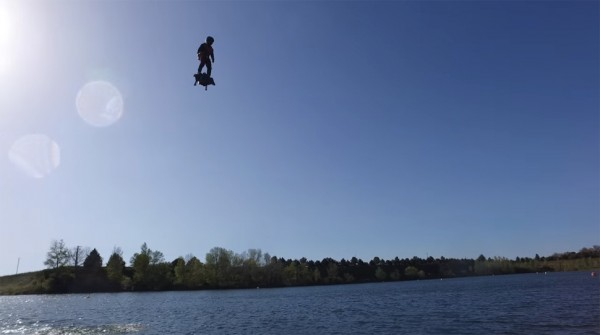 flyboard air 4
