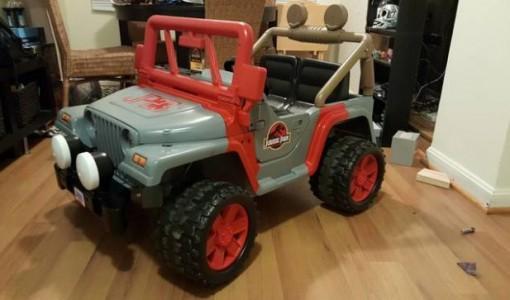 kiddie jeep 9