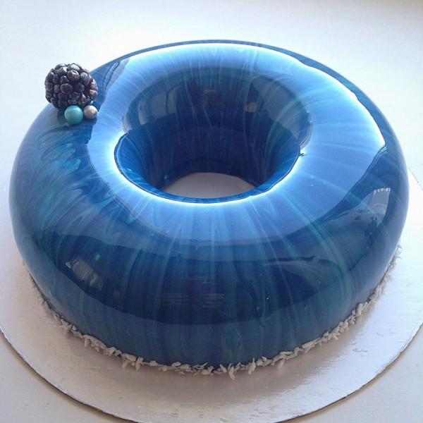 mirror marble cake 13