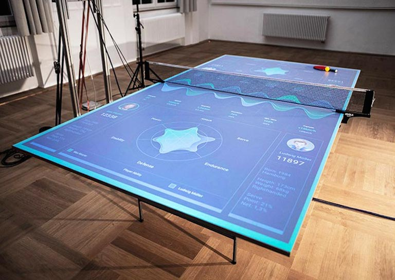 Step Up Your Table Tennis Game With The Help Of This Awesome High ...