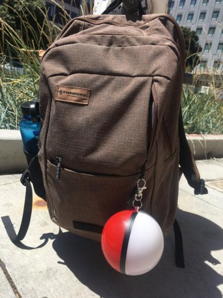 pokeball charger 3