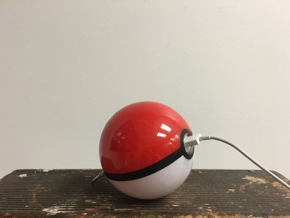 pokeball charger 5