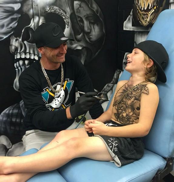 temporary tattoo 4