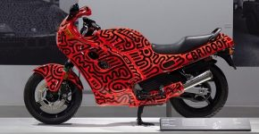 These Customized Car Art Pieces From Keith Haring's Portfolio Will Blow You Away