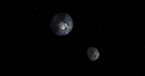 asteroid heading towards earth in 2017 - photo #13