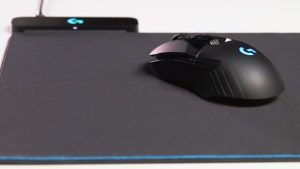 Logitech G903 and Powerplay