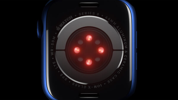 Apple 6 Watch Sensor