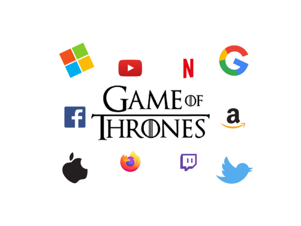 The Game of Thrones of Tech