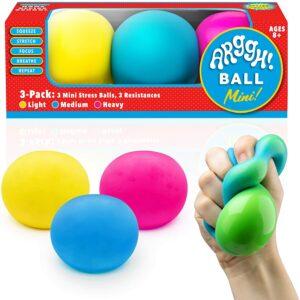 Mini stress balls