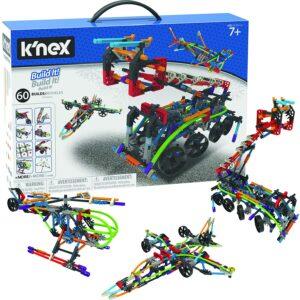 K'nex Intermediate 60 Model Building Set