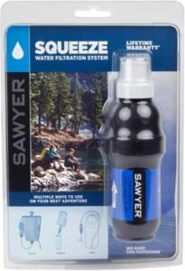 Sawyer Water Filtration