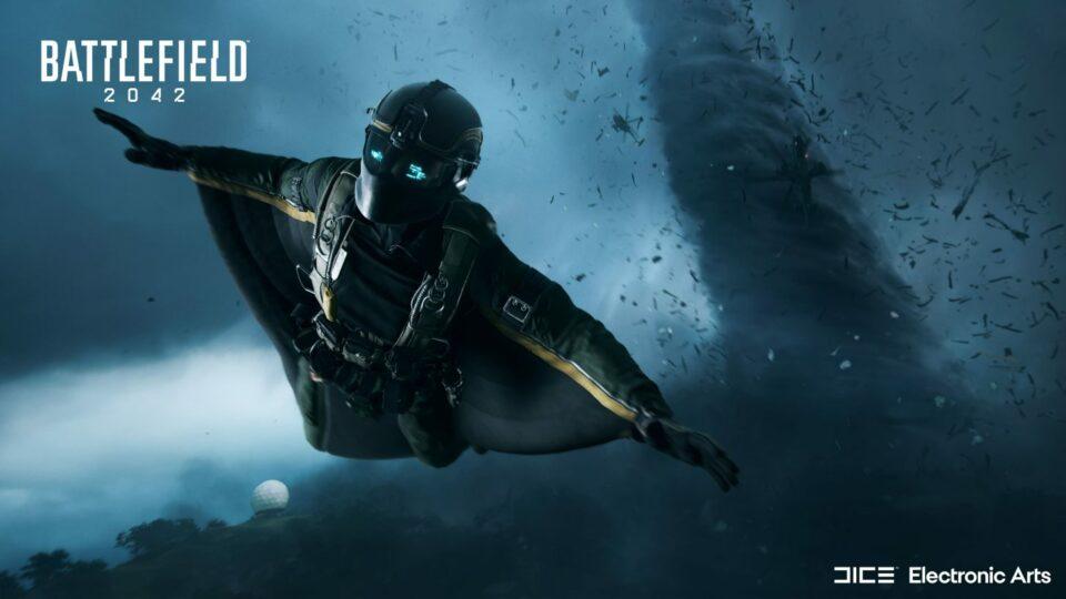 Battlefield 2042 Tornado screenshot