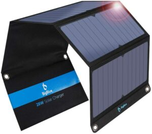 Big Blue Solar Charger