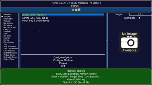 MAME UI 2