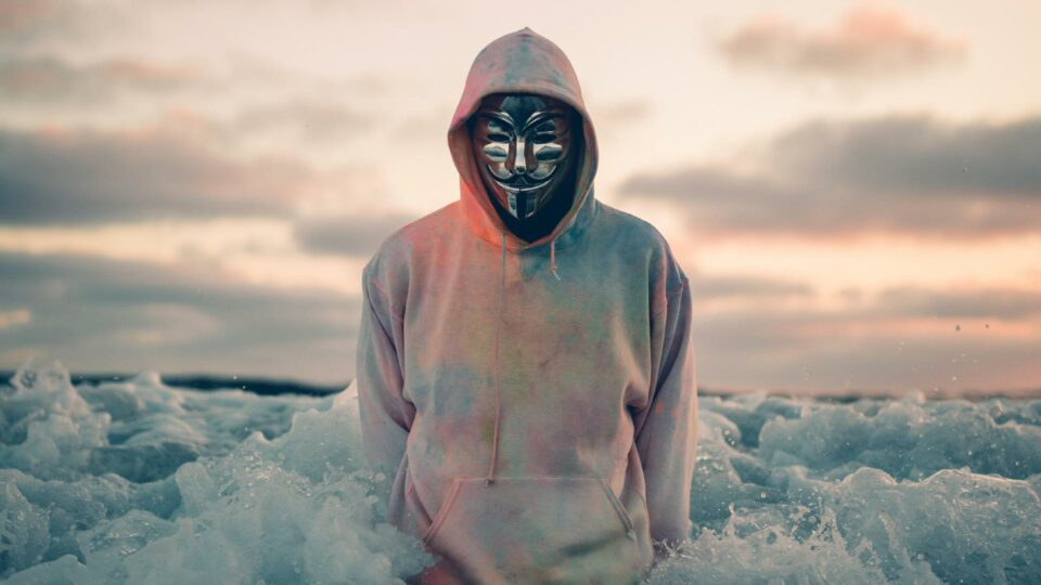 Anonymous in the surf: Internet Safety Tips