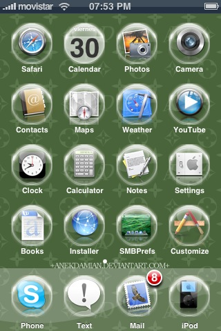 0358304f9e3796b64d2d1e867b00782f Complete List of Winterboard Themes with Images for iPhone