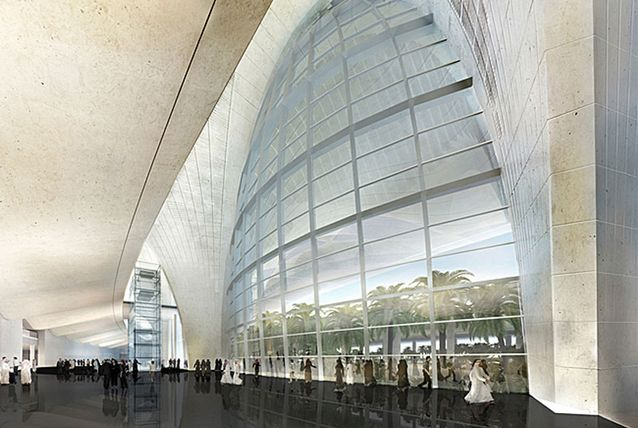 0793961aadf4a089f5ea53180c1e5786 The New Kuwait Airport in Photos & Video