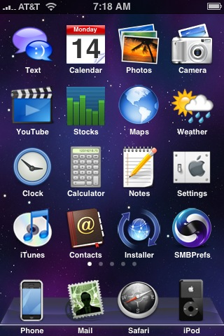 07dca8b13100f57735991db6f76267b0 Complete List of Winterboard Themes with Images for iPhone
